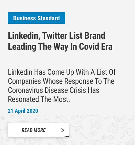 21 April 2020 - Business Standard