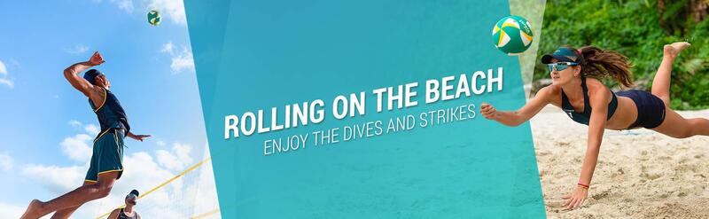 Rolling On The Beach Enjoy The Dives And Strikes