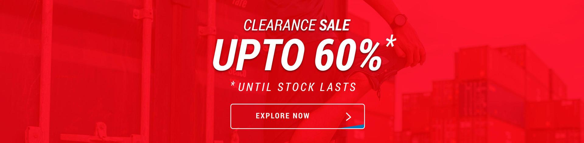 Decathlon Clearance Sale