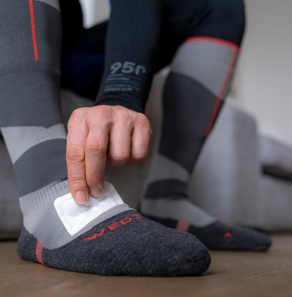 no more cold feet when wearing ski boots - media 2
