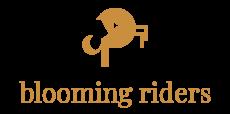 blooming riders logo