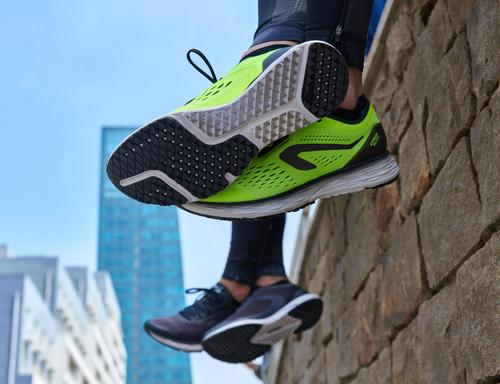 Marketing block running shoes 30 days try-out