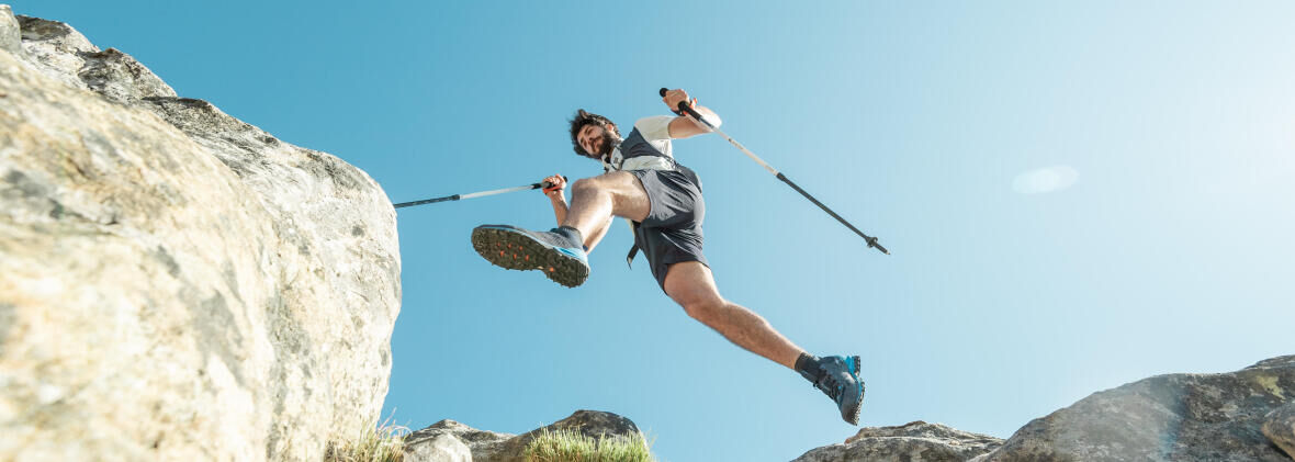 How to choose your hiking or trekking footwear?