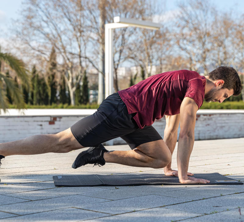 programme musculation plein air