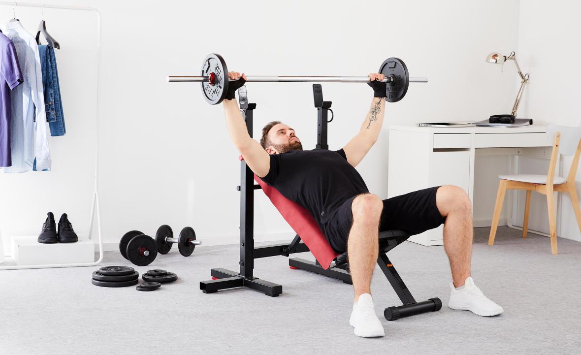Comment avoir plus de force au développé couché ? | Make the right move