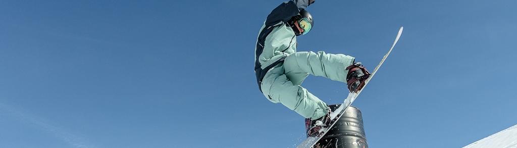 snowboard torsion