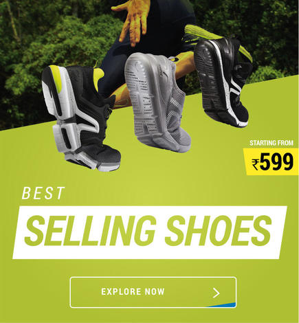 Decathlon Best Selling Show, Decathlon Shoes