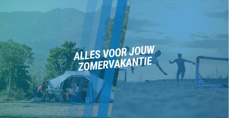 Zomercampagne banner