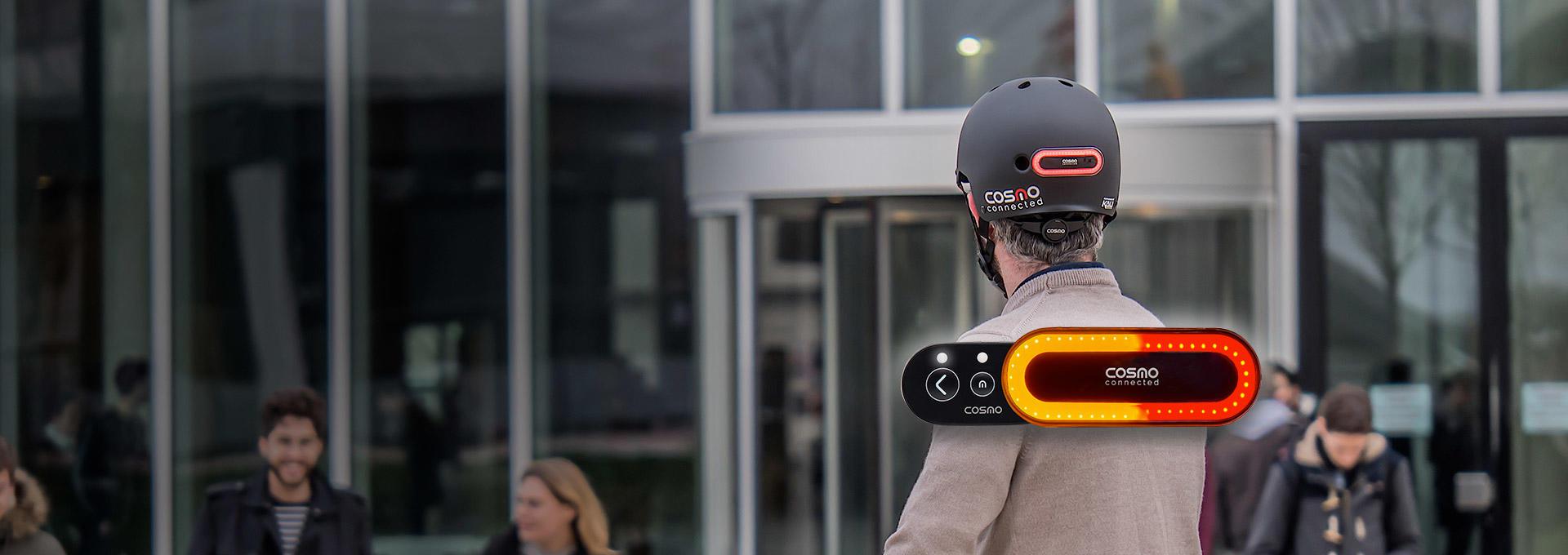 eclairage vélo trottinette cosmo