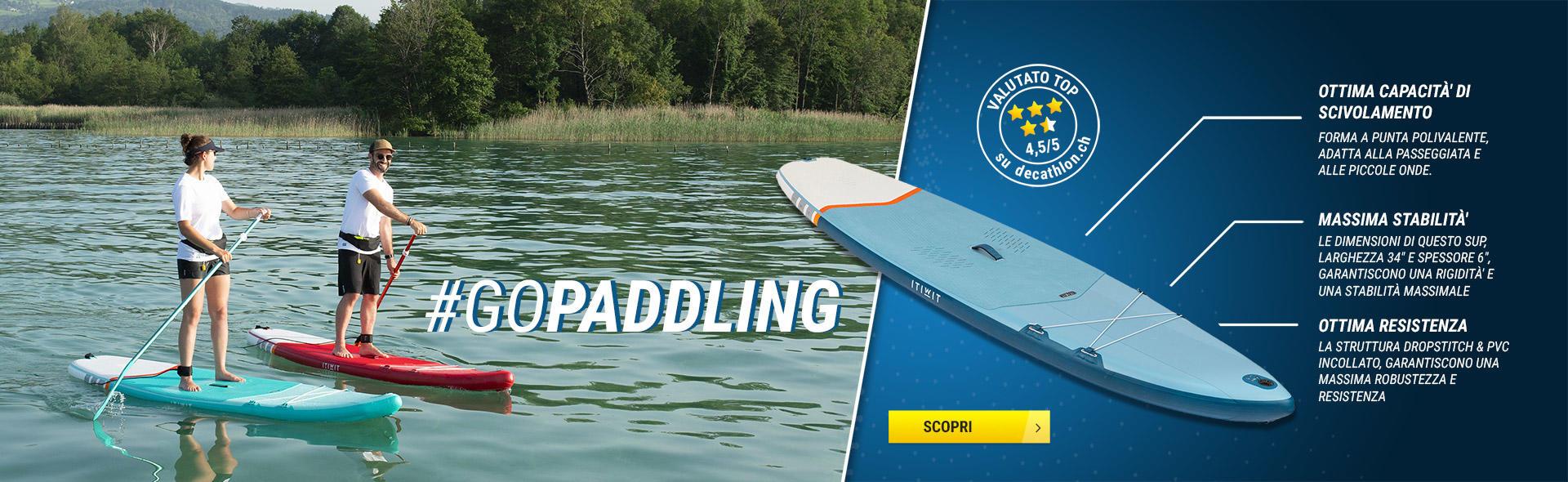 #Go Paddling