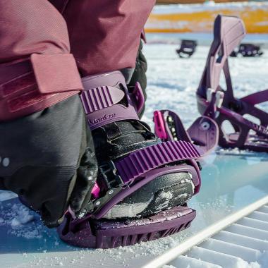 Comment choisir fixations de snowboard - titre