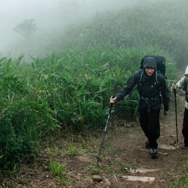 Tips for enjoying hiking in the rain