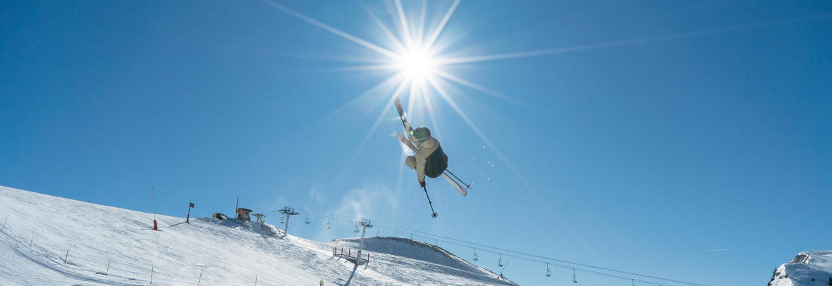 choisir sa pratique ski freestyle
