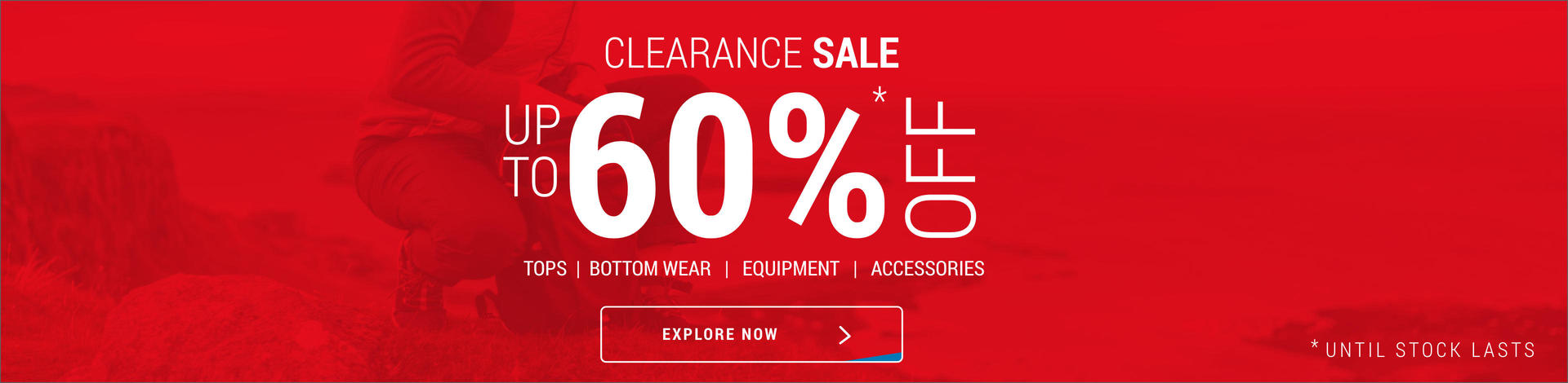 Decathlon Clearance products