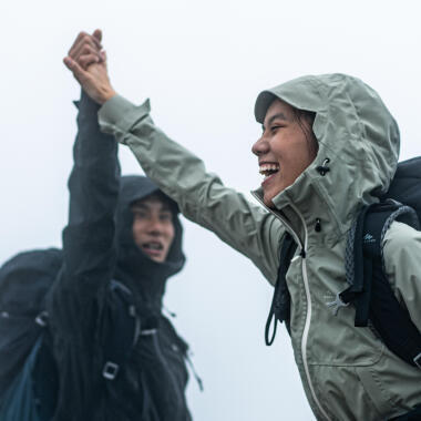 What makes hiking gear waterproof?