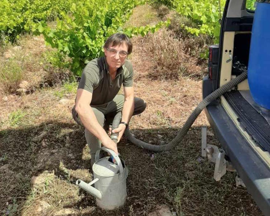 Bruno Portron : vendeur chez Decathlon et ambassadeur Solognac