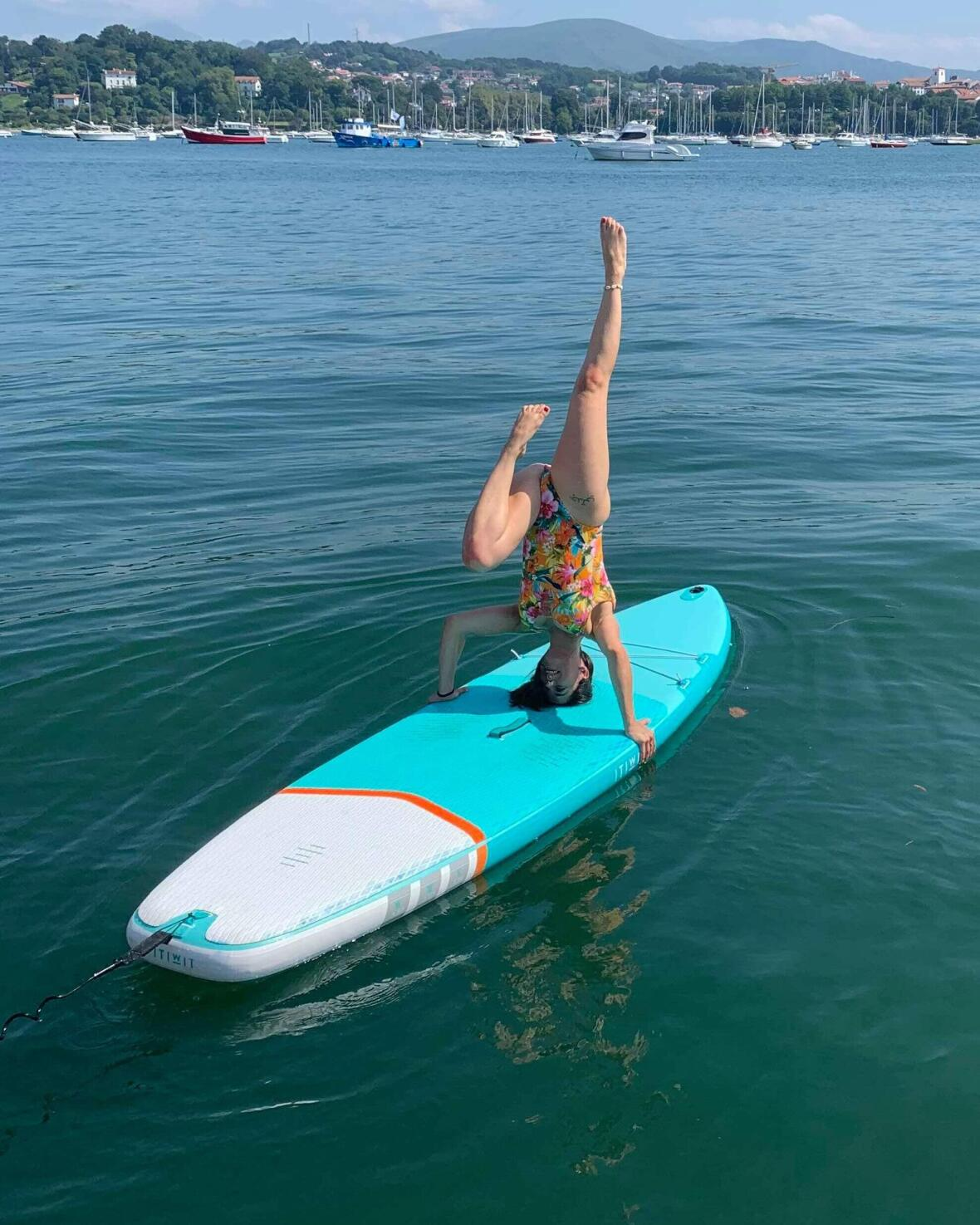 pilate stand up paddle