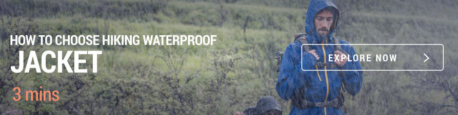 how to choose right waterproof jacket