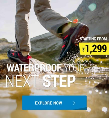Decathlon Waterproof Shoes , hiking Waterproof shoes