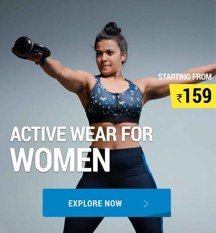 Active Women Wear, Decathlon fitness wear