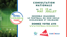 Consultation Football Ecologie France