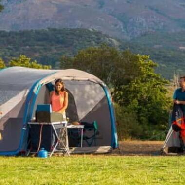 Campingarten: Welcher Campertyp bist du?