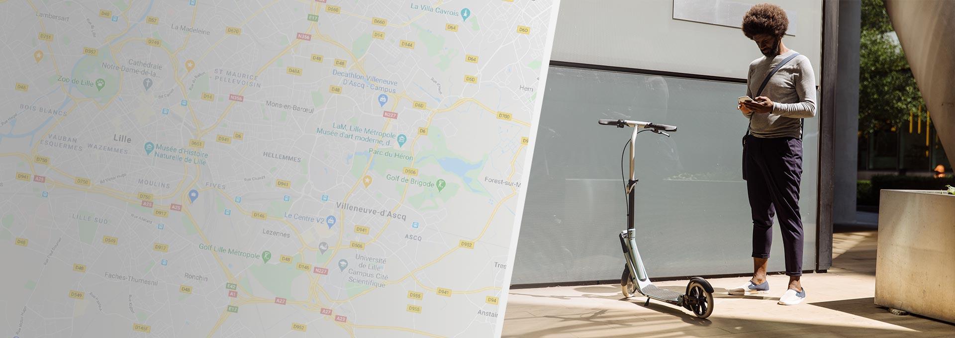 mobilité douce urbaine