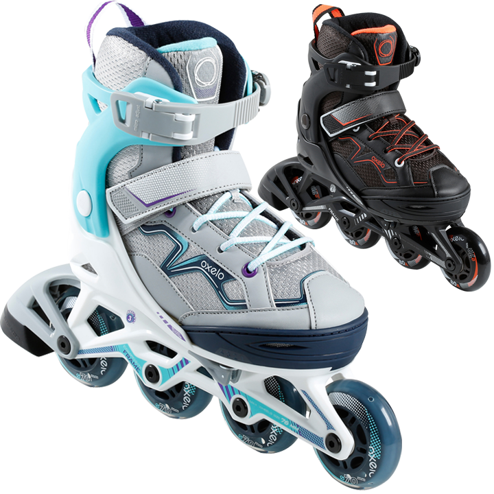 roller enfant fit3 junior oxelo