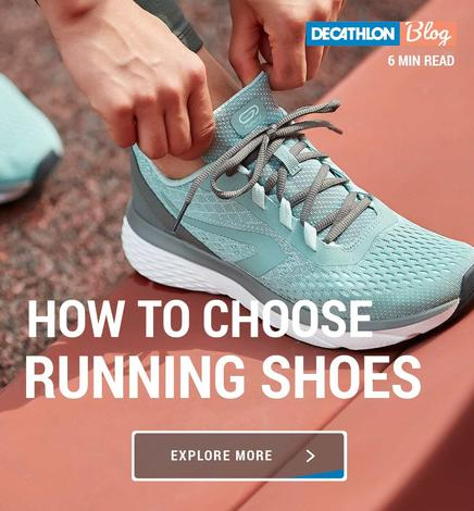 How to choose a good running shoes