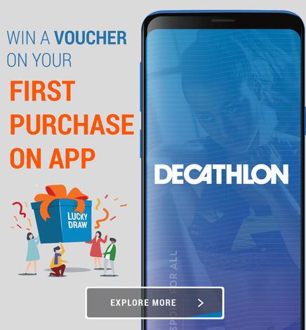 Decathlon App Gift Voucher