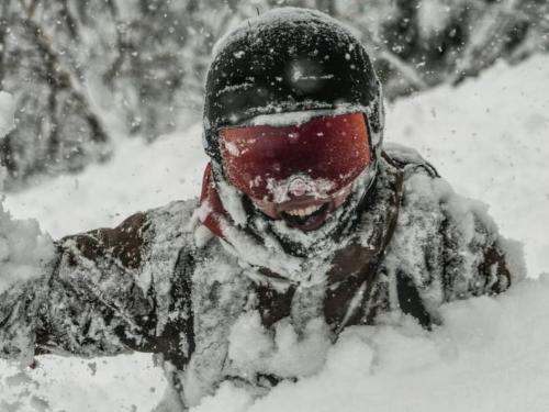"""Les premiers pas sur un snowboard enfant: """"Come On Board"""""""
