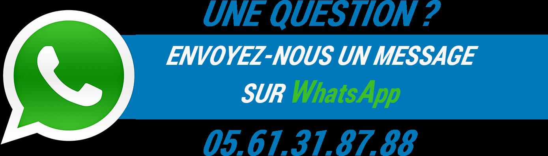 contactez nous whatsapp