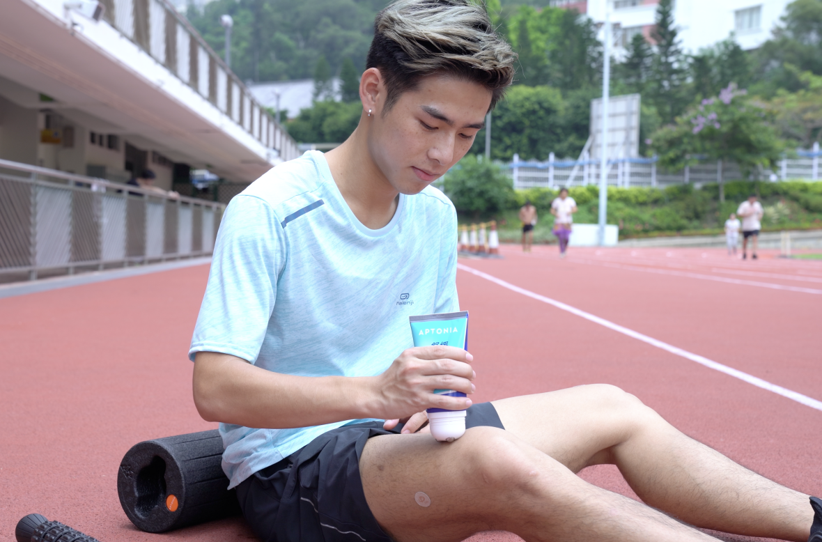 跑步|跑手教學:跑後按摩療法