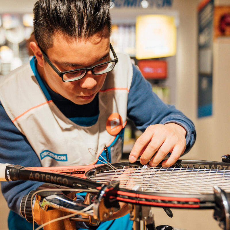 choose right string and tension