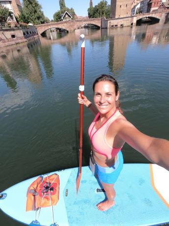 Stand up paddle Belgie
