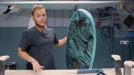 comment réparer sa planche de surf en mousse