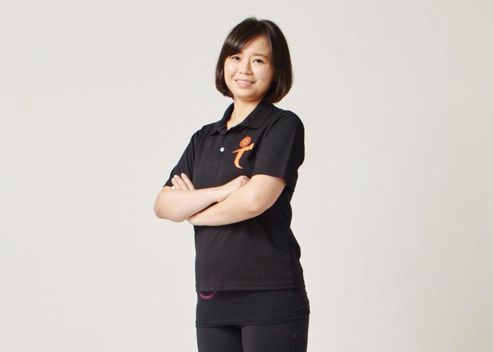 趙威婷 運動管理師
