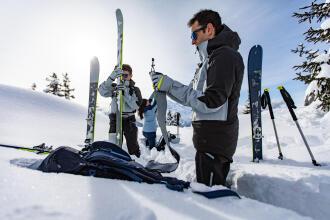 bien entretenir ses skis de randonnée et ses peaux avec Wedze Freeski