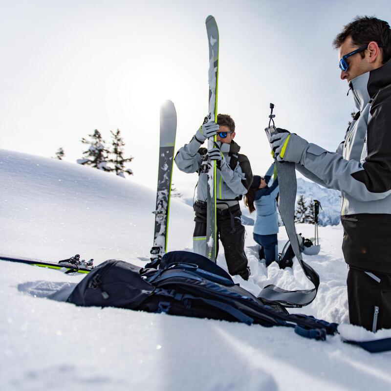 bien entretenir ses skis de randonnée et ses peaux avec Wed'ze