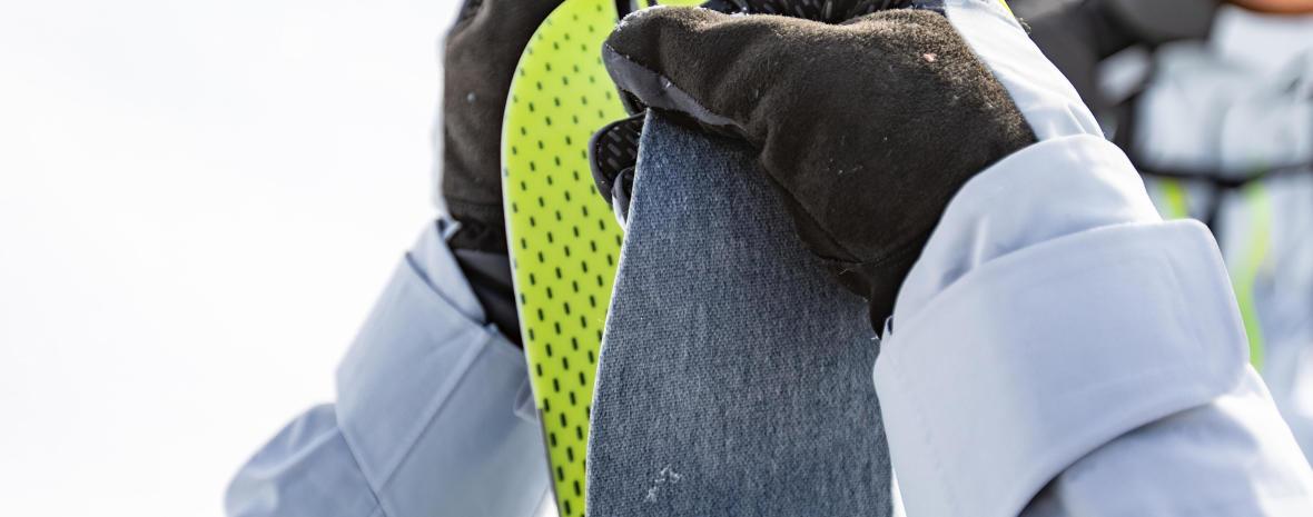 Entretenir ses skis de randonnée et ses peaux