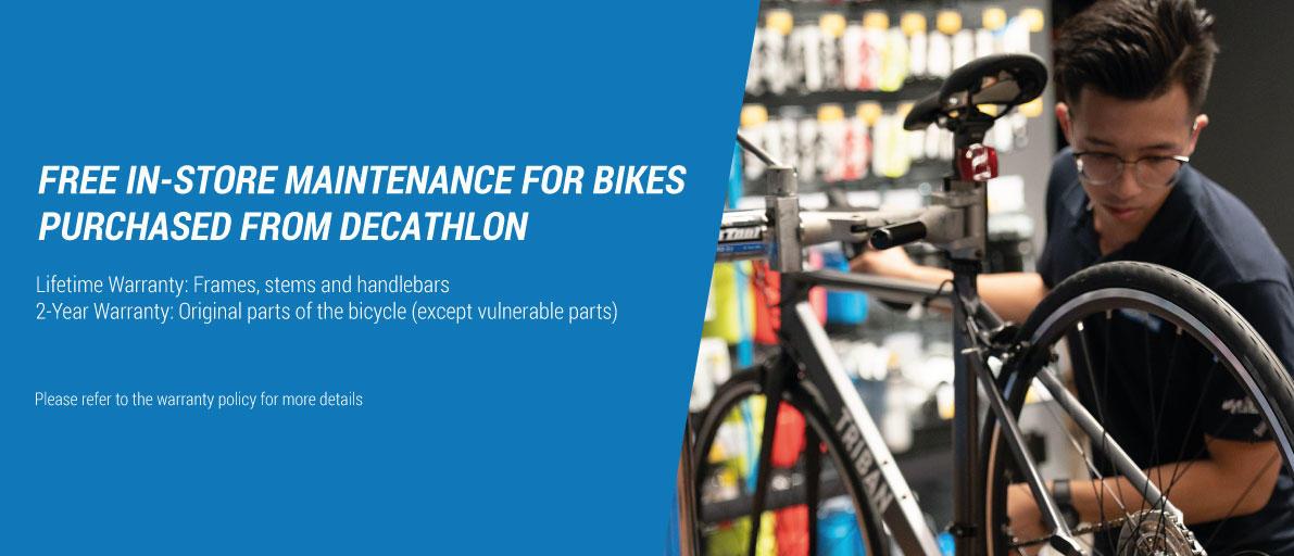 Cycling Workshop - Decathlon