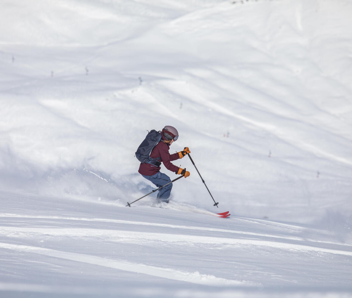 Magali, une histoire de ski