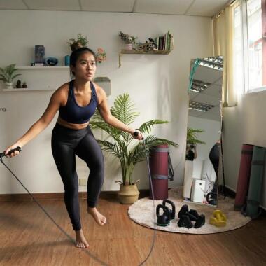 home cardio training