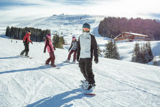 get started in snowboarding: which board to choose with wedze