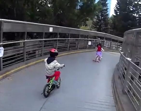 九龍灣單車公園