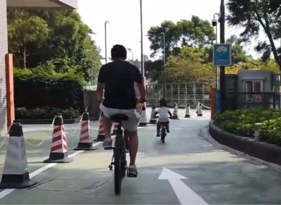 蒲崗村道單車公園