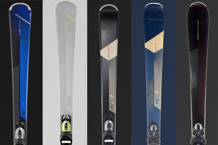 A new range of men's skis rich in experience!