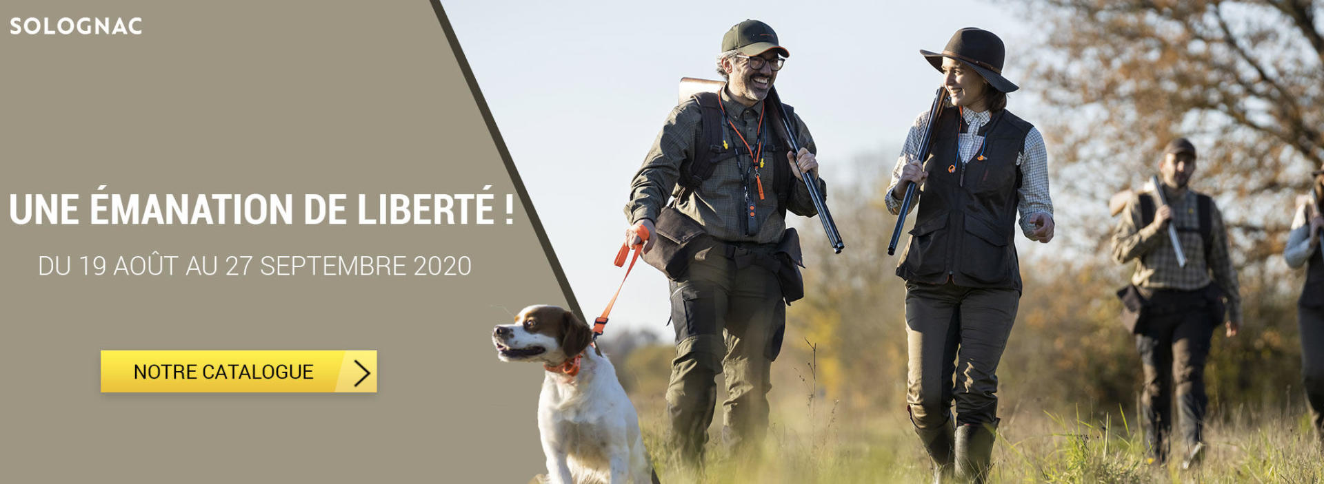 Ouverture chasse