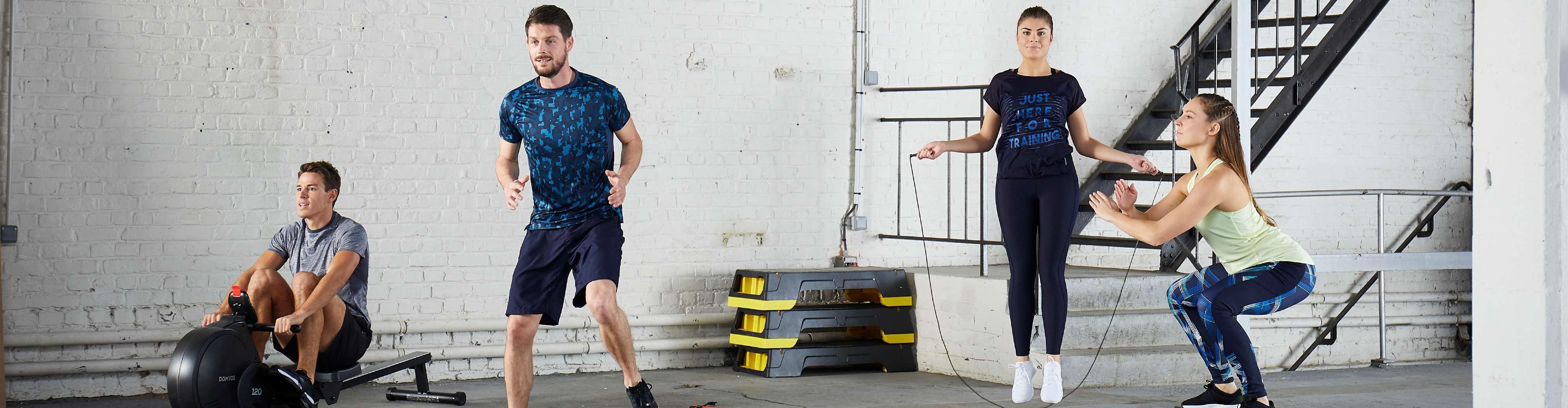 Fitness Cardio Clothes