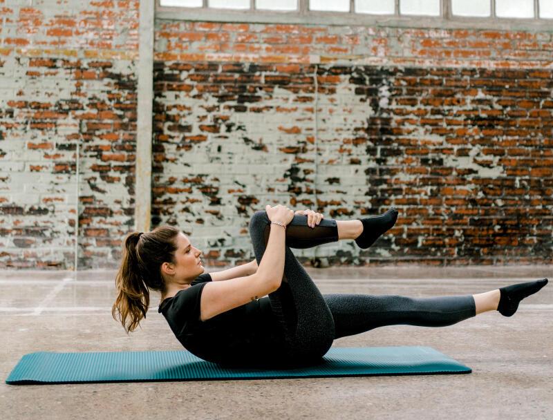Gym met Marie